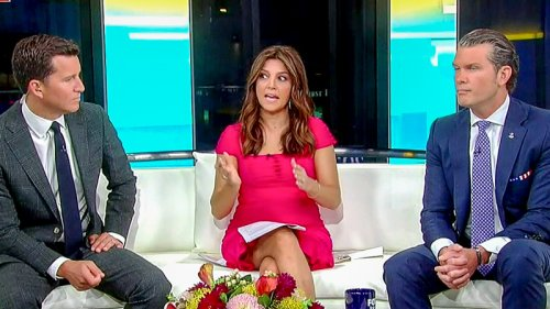 Fox Hosts Melt Down After 'American Way' Taken Out Of Superman's Motto
