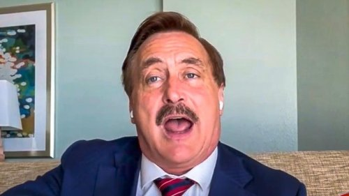 Delusional Mike Lindell Pegs November For Trump's 'Reinstatement'
