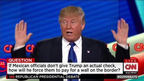 GAO Busts Trump's Lies About Building Border Wall