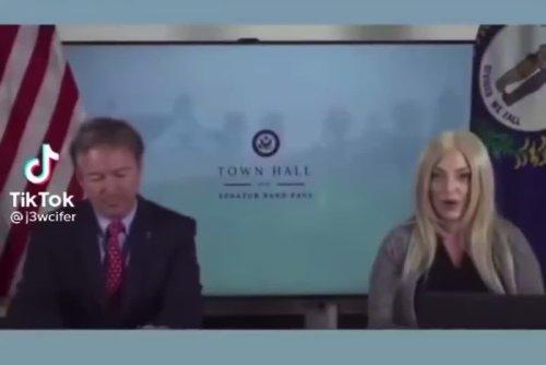 Rand Paul Gets His Comeuppance At Virtual Town Hall