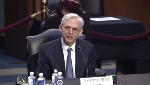 Attorney General Garland Needs To Prosecute
