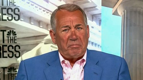 Boehner Blames Obama For Today's Racism In The GOP