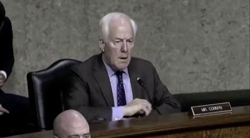 John Cornyn Grills Assistant AG Nominee Kristen Clarke For Student Article - Oblivious That It Was Satire