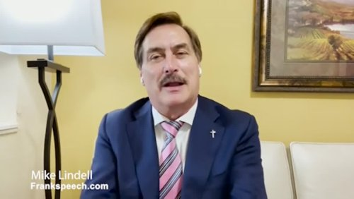 Mike Lindell's New 'Not' Free Speech Social Media Platform