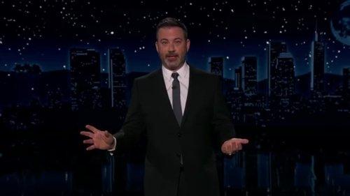 Jimmy Kimmel Doesn't Sugarcoat His Opinion Of Jim Jordan