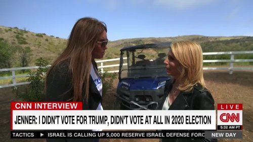 Caitlyn Jenner Didn't Bother To Vote In 2020, Played Golf Instead