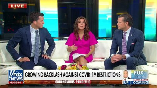 Fox And Friends: Forget Florida Death Rates, Just Be Happy!