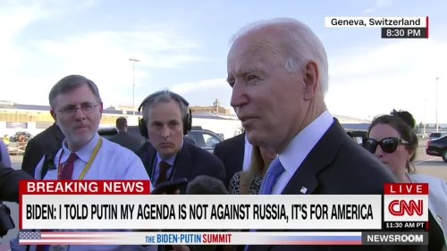 Biden: 'We Are At An Inflection Point'