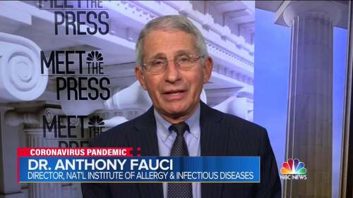 Dr. Fauci: Masks Still Necessary To Prevent Asymptomatic Transmission