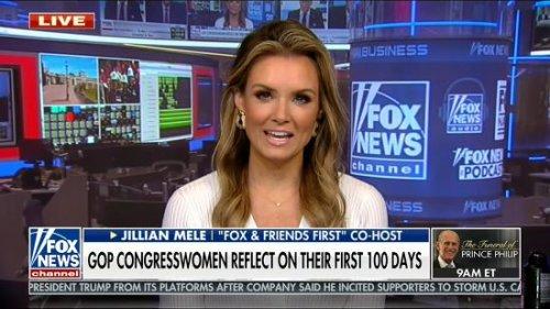Fox Celebrates 'Record Shattering Class' Of GOP Congresswomen