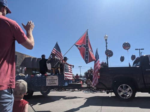 In the PNW, Confederate flag controversies are not new