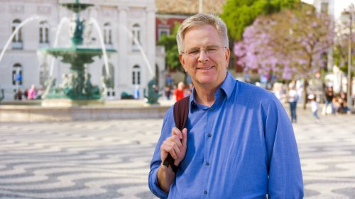 Travel guru Rick Steves on post-pandemic travel, staying home and more