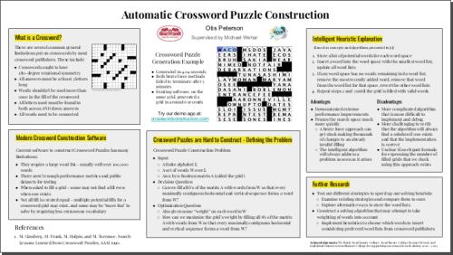 Crossword Construction