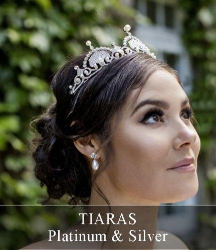 Bridal Headpieces & Wedding Tiaras | Crowned by Juliet