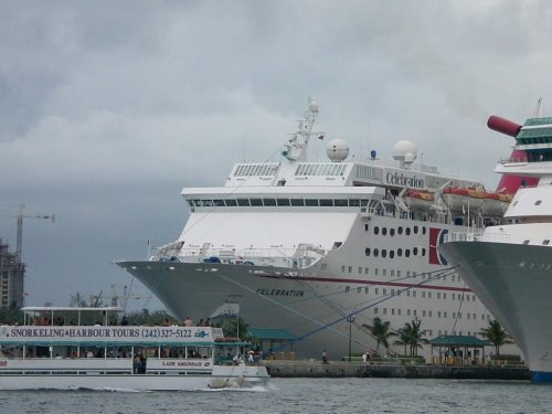 Carnival's Newest Ship Brings Back the Celebration Name