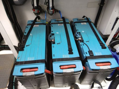 Choosing Lithium-Ion Batteries for Sailboats