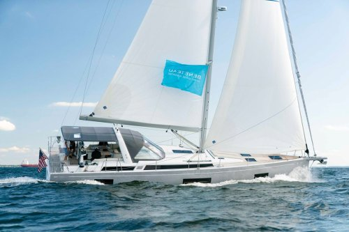 Beneteau Oceanis Yacht 54 Boat Review