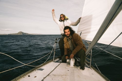 Sailing Around Cape Horn For A Good Cause