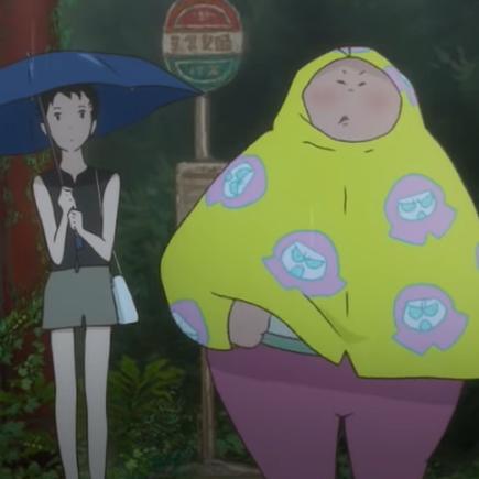 Les chansons du film d'animation Gyokô no Nikuko-chan se dévoilent dans un nouveau trailer