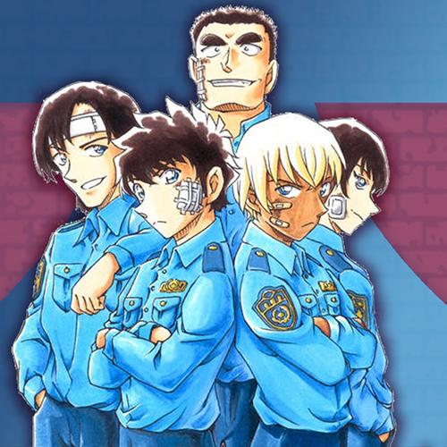 Le manga Wild Police Story, spin-off de Détective Conan sortira en France en 2022