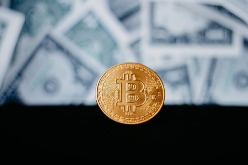 Bitcoin Falls To $32,000 Amid Fed Taper Worries And Transaction Rate Lows