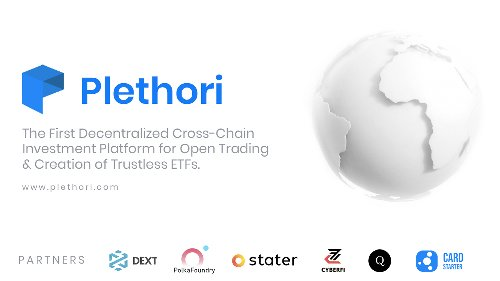 Plethori: The World's First Crypto ETF Creation and Trading Platform—Powered by Polkadot | Cryptopolitan