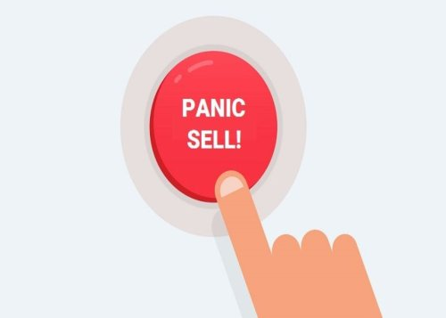 """""""Panic sell is BAD"""" – Binance CEO gives a lesson on how to invest in Bitcoin"""