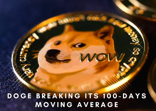 DOGE's weak situation: Breaking its 100-days moving average   Cryptopolitan