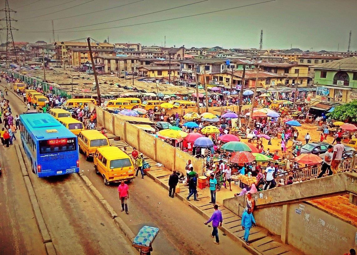 Nigerians trade crypto worth .5bn amidst crypto ban