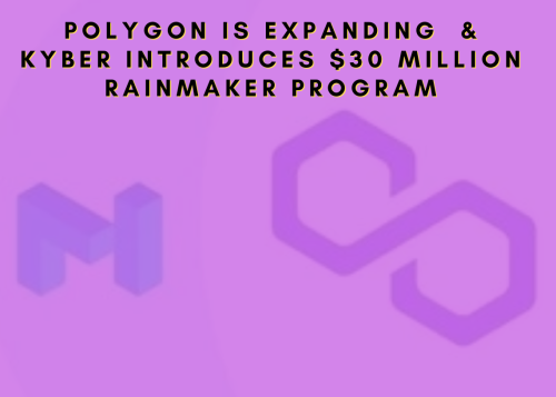 Polygon and Ethereum pools to be injected with a $30 million liquidity mining program | Cryptopolitan