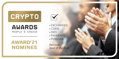 Crypto Awards: People's Choice. Best of the Best | Cryptopolitan