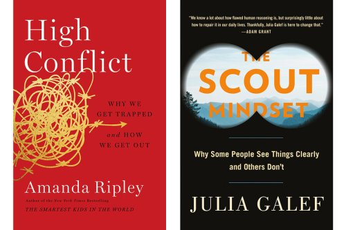 What to read when you disagree: Books about respect