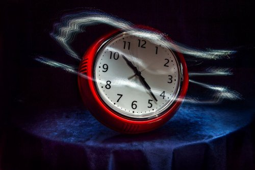 Want to manipulate the flow of time? Pay attention.