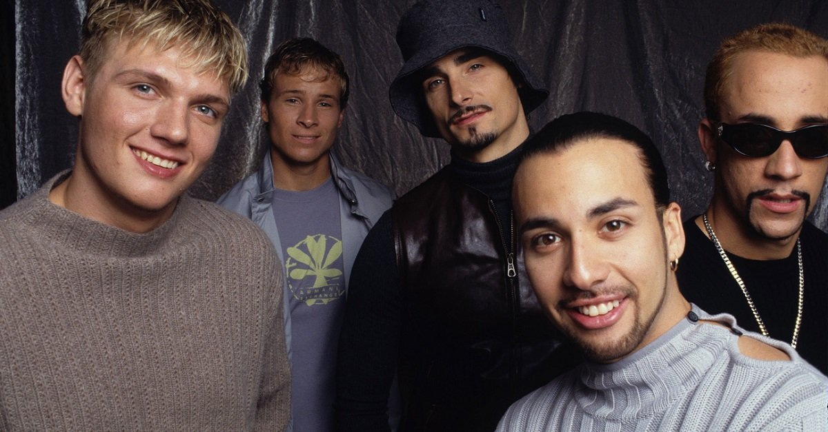 People Are Loving This Mom's TikTok Story About Being In A Backstreet Boys Video