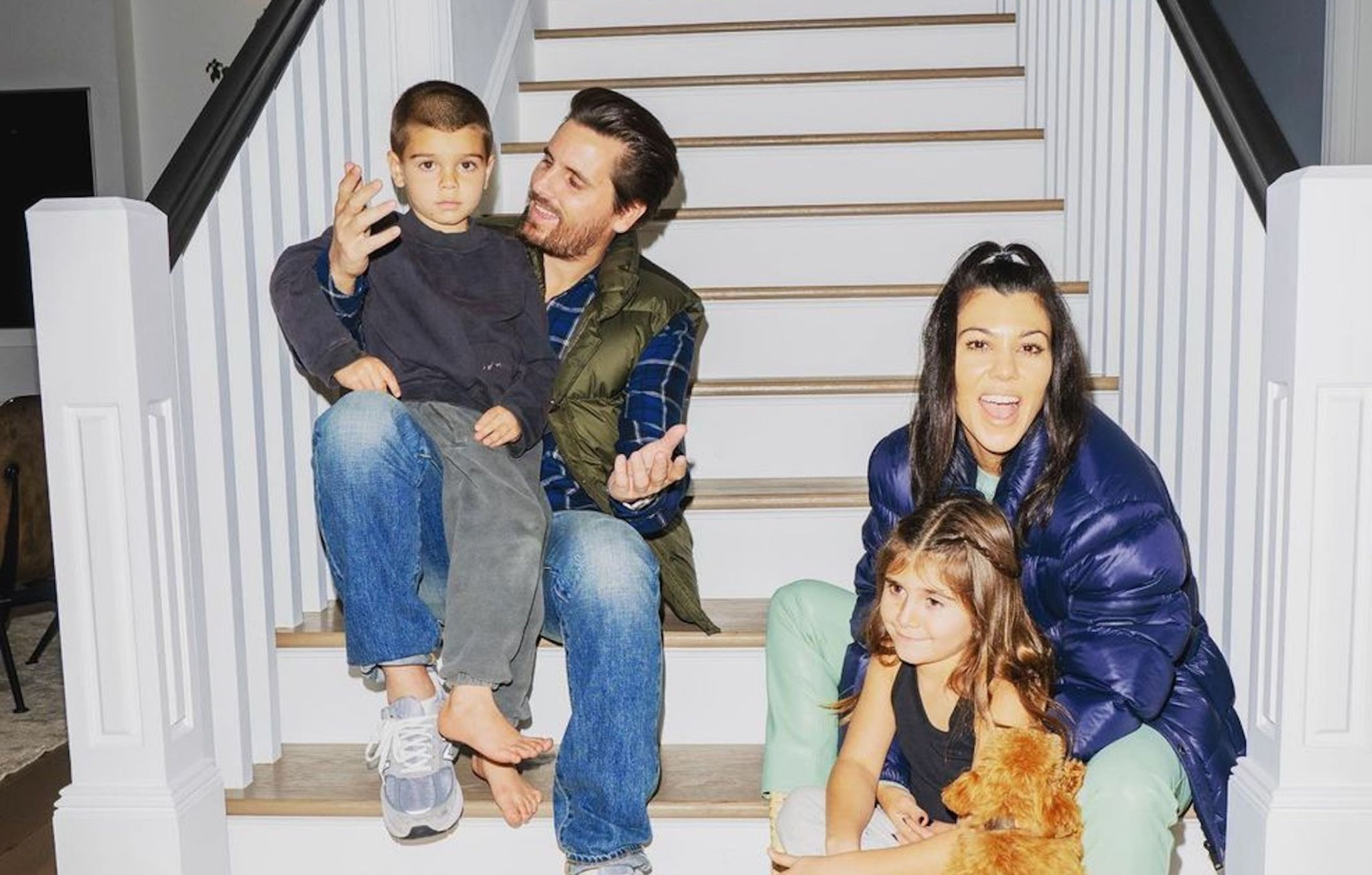 15 Things the Kardashian-Jenners Have Said About Co-Parenting