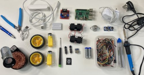 A journey into physical computing — Hello World