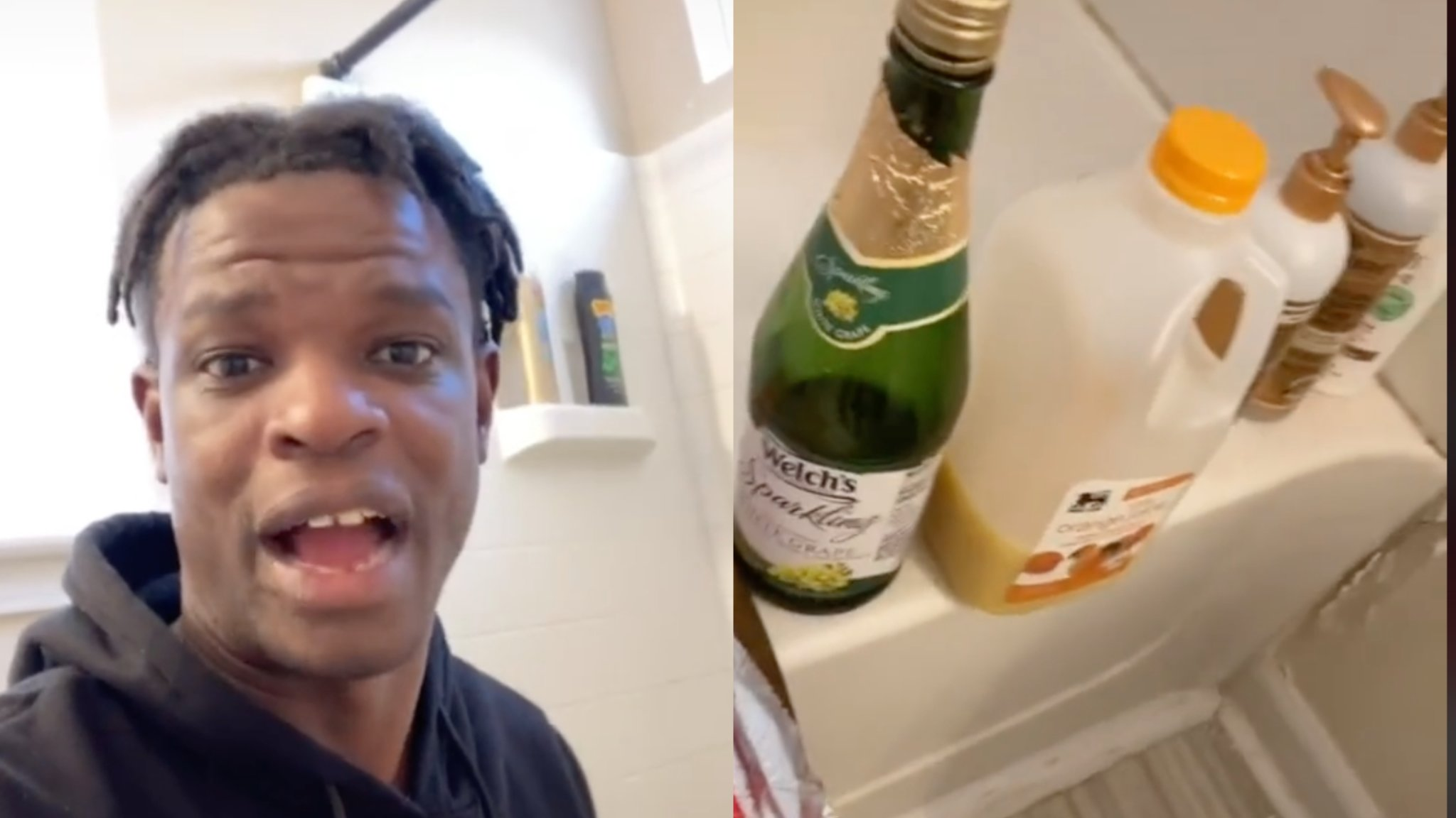 Dad Discovers 11-Year-Old's 'Self-Care' Routine Includes 'Mimosas' & Snacks in the Bath