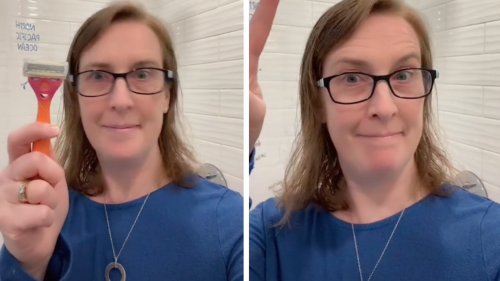 Why this TikTok nurse wants pregnant women to 'leave the bush alone'
