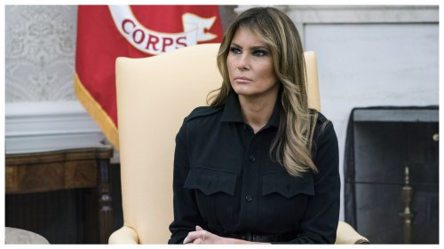 We finally know how Melania Trump reacted during the January 6 insurrection