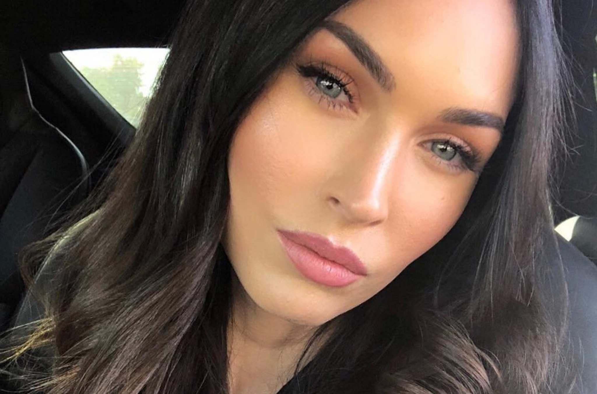 Megan Fox Sparks Engagement Rumors After She's Spotted Wearing a Diamond Ring