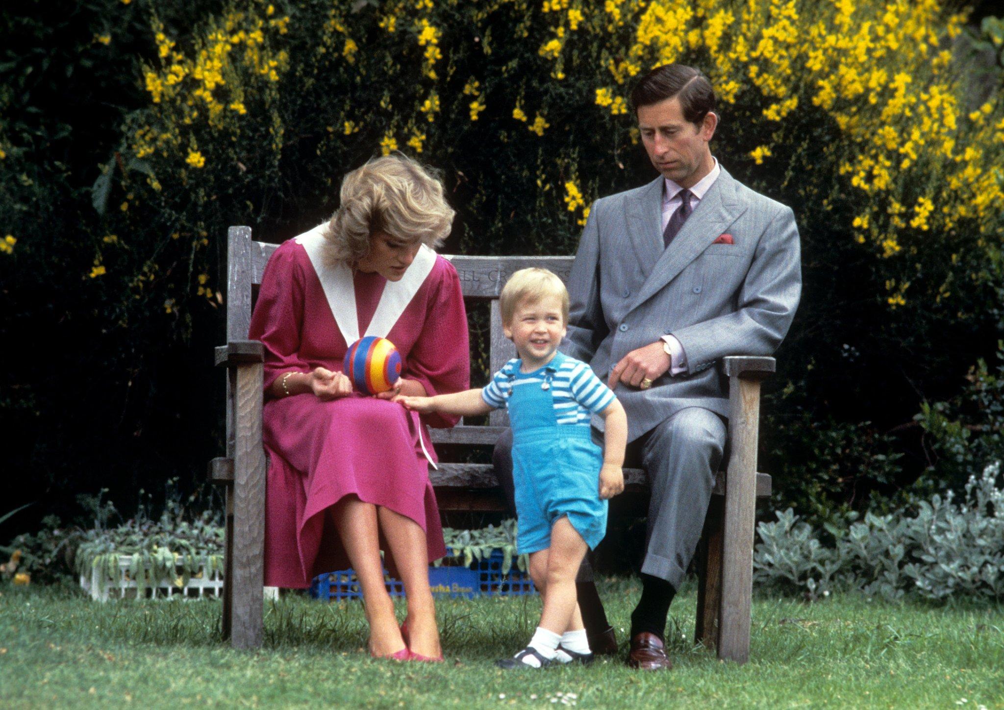 Princess Diana's Nickname for Prince William Was Just Plain Adorable