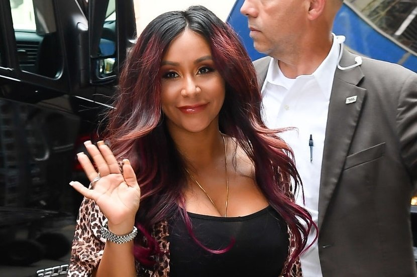 Snooki's Postpartum Sex Confession Sums Up Getting It On After Baby