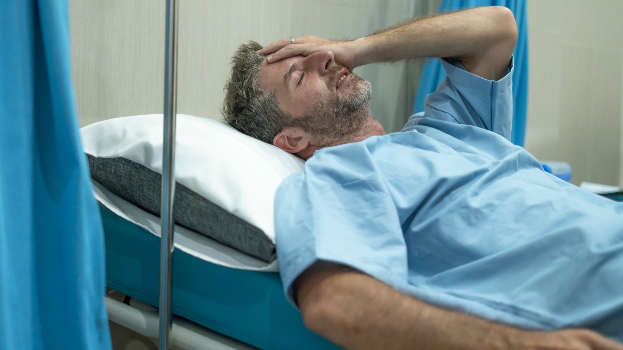 Real-Life Horror Story: Dad of 3 Gets the 'Shock' of His Life While Getting a Vasectomy