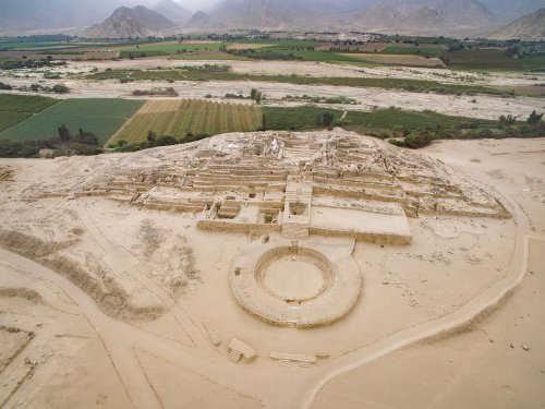 Is Caral, Peru, the Oldest City in the Americas?