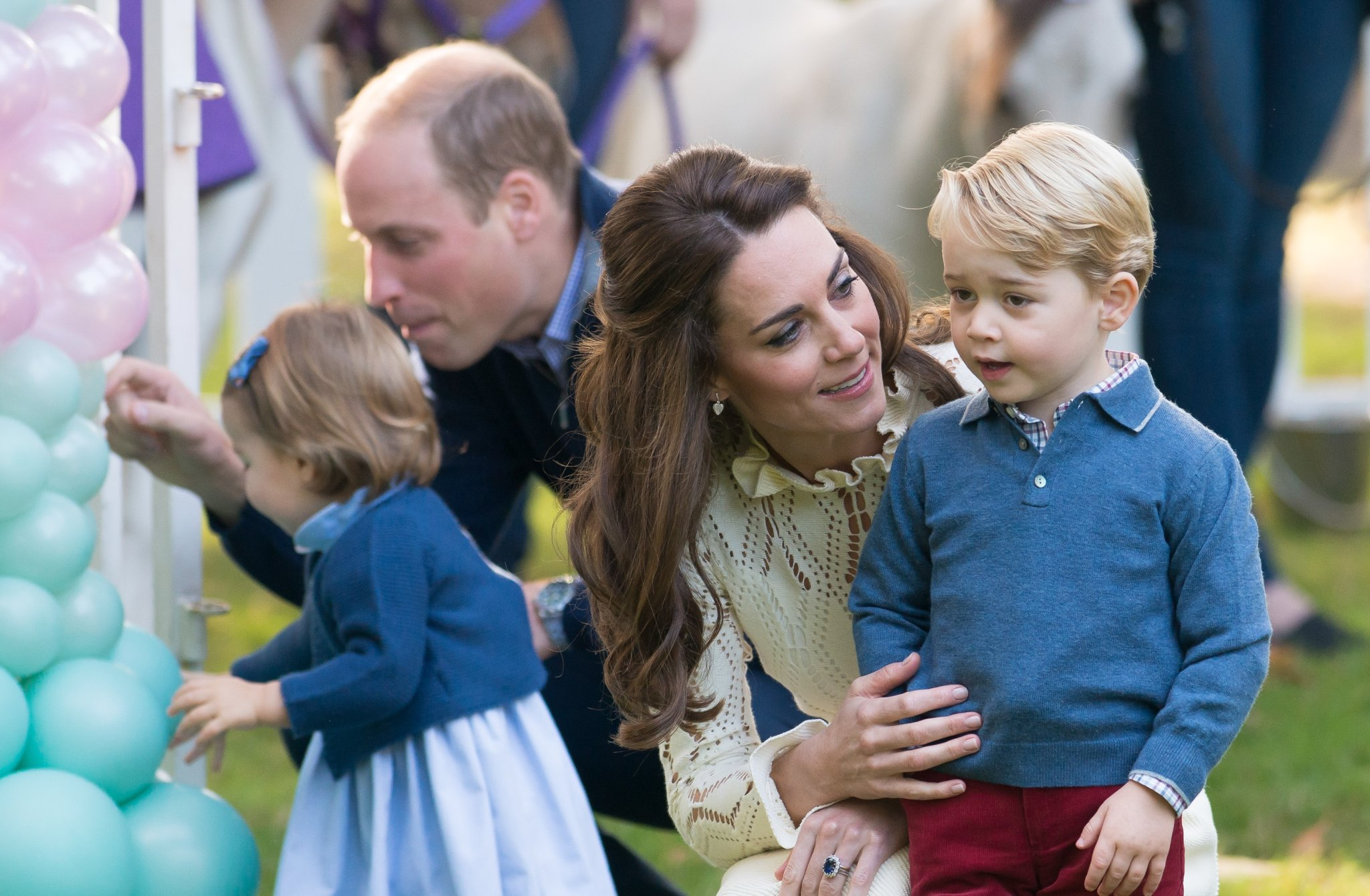 15 Times Royal Parents Doted on Their Kids