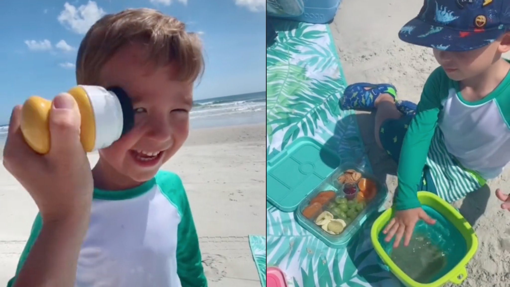 Mom of 4 Shares Her Clever Beach Trip Hacks & They're Essential for Summer