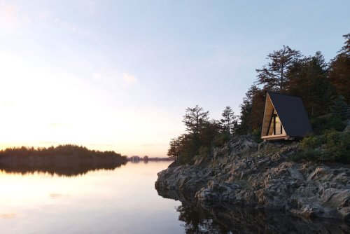9 Prefab A-Frame Cabin Kits You Can Buy Right Now