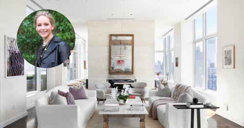 Tour Jennifer Lawrence's Lavish $12 Million Manhattan Penthouse