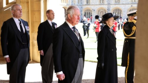Royal Family funeral attire paid homage to Queen, Prince Philip