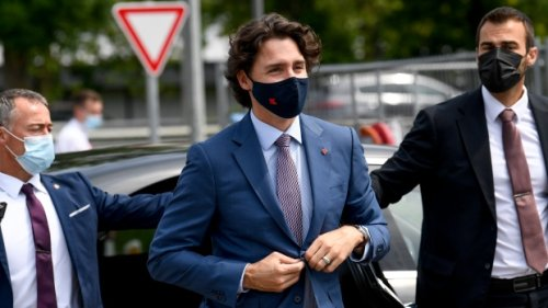 Trudeau can check out of quarantine hotel after overnight stay from Europe trip